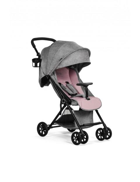 Wózek spacerowy różowy LITE 5Y34C1