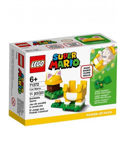 Lego Super Mario Mario Kot  71372 - 11 elementów wiek 6+