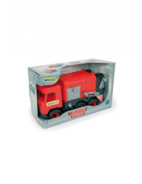 Samochód Middle Truck śmieciarka