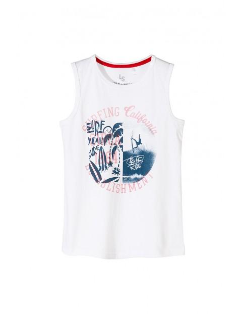 T-shirt chłopięcy 100%  bawełna 2I3452