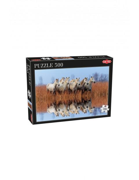 Puzzle Horses 500 el. 4Y33BF