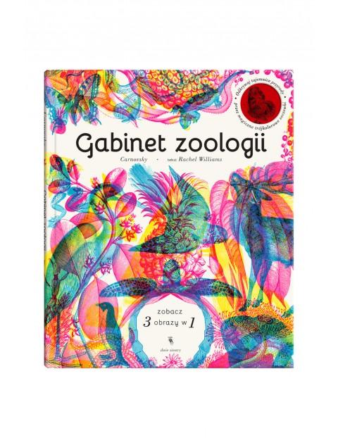"Książka ""Gabinet zoologii"""