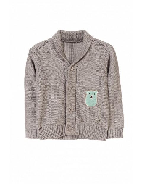Sweter chłopięcy 5C3501