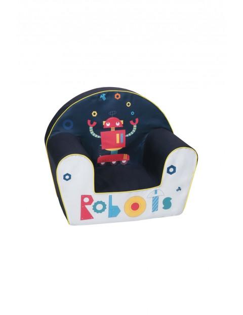 Fotelik piankowy dla dziecka Delsit Robot 1-5lat