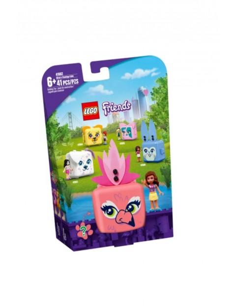 LEGO® Friends Kostka Olivii z flamingiem 41662 - wiek 6+
