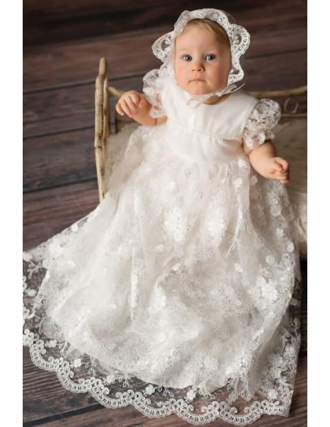 Sukienka niemowlęca do chrztu- Eryka