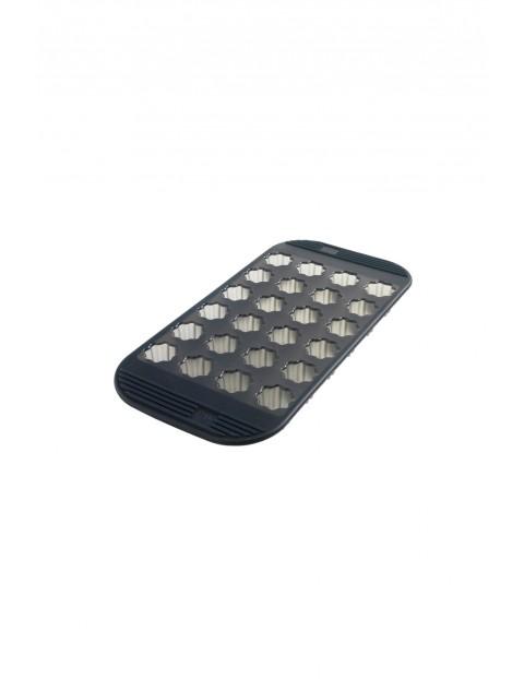Silikonowa forma na 24 mini canele  - ciemnoszara