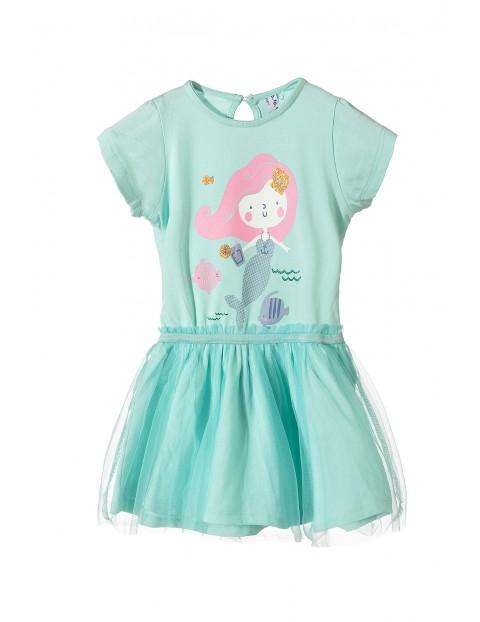 Sukienka niemowlęca 5K3204