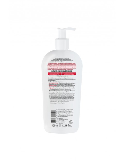 AA Help balsam opatrunek do ciała odżywienie dla skóry ekstremalnie suchej 400 ml