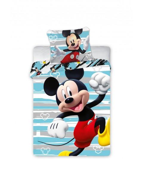 Komplet pościeli Myszka Mickey-100x135 + 40x60 cm