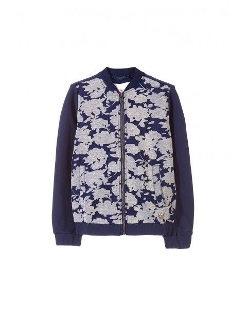 Bluza dziewczęca 4E3301