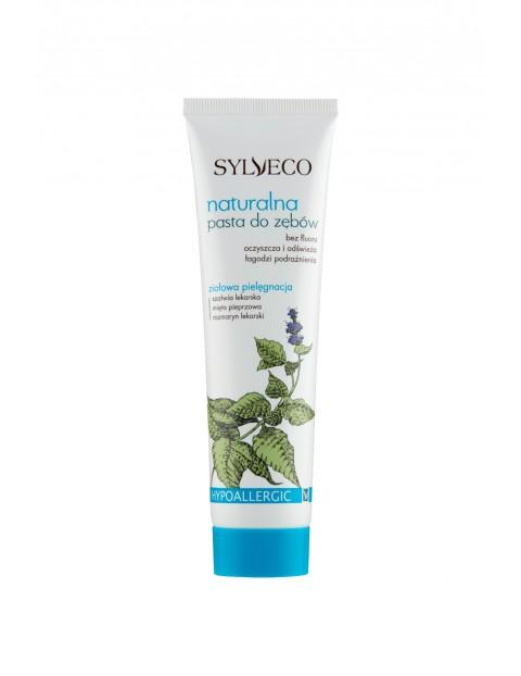 Naturalna pasta do zębów Sylveco 100 ml