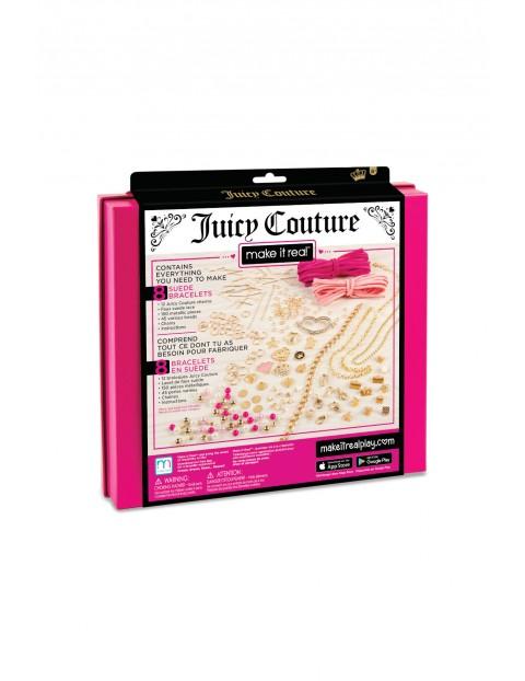 Make it Real Zestaw do tworzenia bransoletek Juicy Couture Sweet Suede 215szt