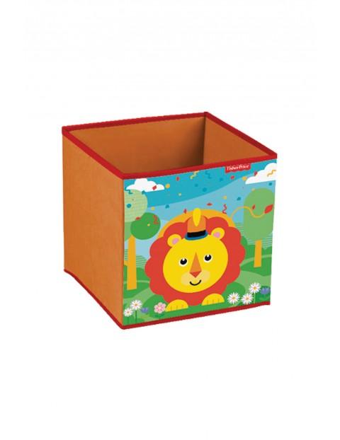 Pudełko na zabawki lew 5O34GV