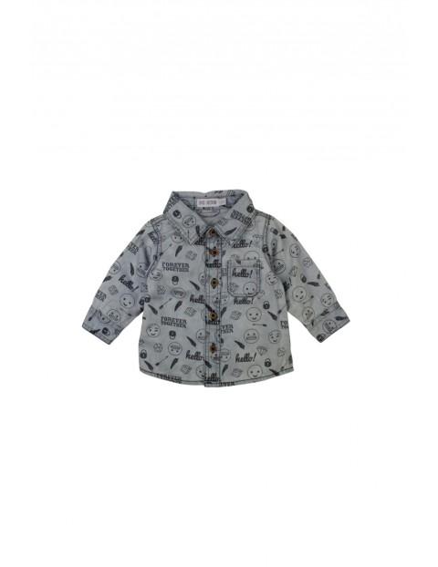 Koszula niemowlęca 5J35A1