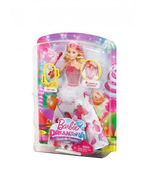 Lalka Barbie Magiczne Melodie 3Y33FJ