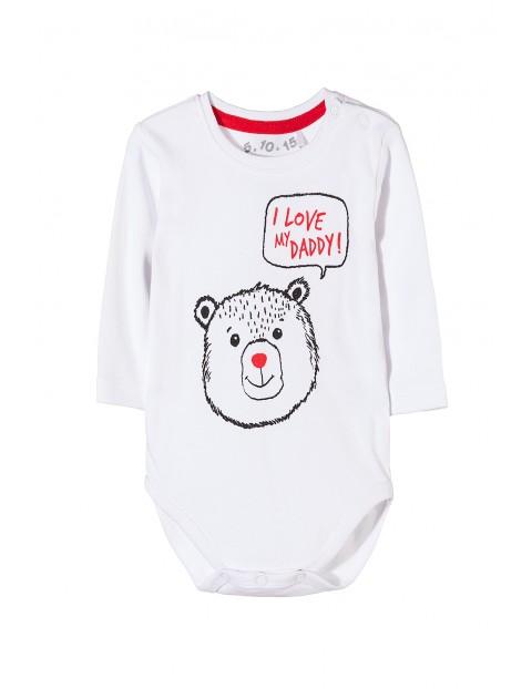 Body niemowlęce 100% bawełna 5T3511