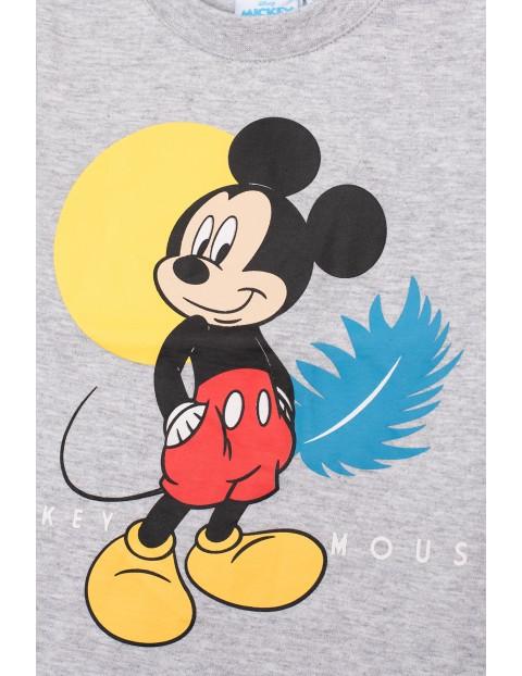 Komplet niemowlęcy Myszka Mickey - niebieski