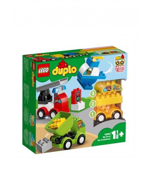 LEGO® DUPLO® 10886 Moje pierwsze samochodziki - 34 elementów wiek 18msc+