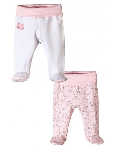 Półśpiochy niemowlęce 2pak 5W3503