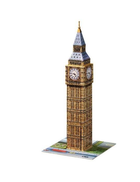 RAVEN Puzzle3D Big Ben