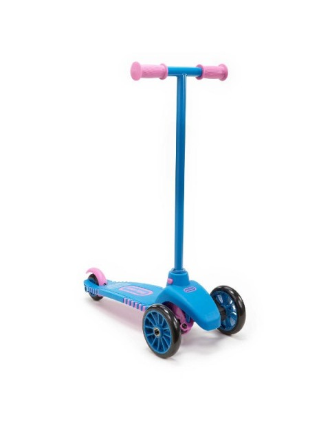 Lean to Turn Scooter Blue/Pink