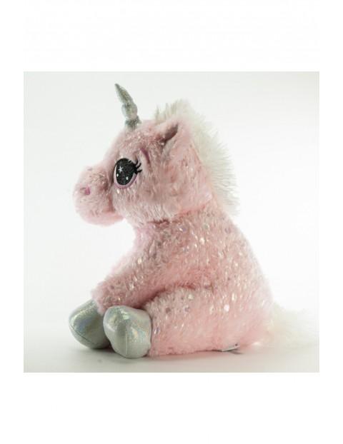 GIOplush Unicorn Rosa 45 cm