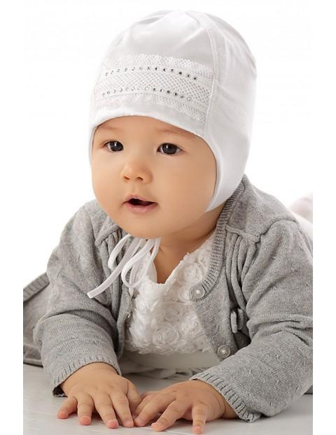 Czapka niemowlęca 5X32AL