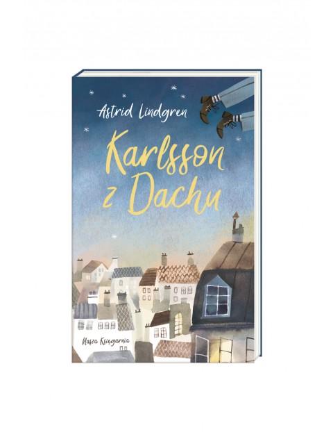 """Książka """"Karlsson z dachu"""""""