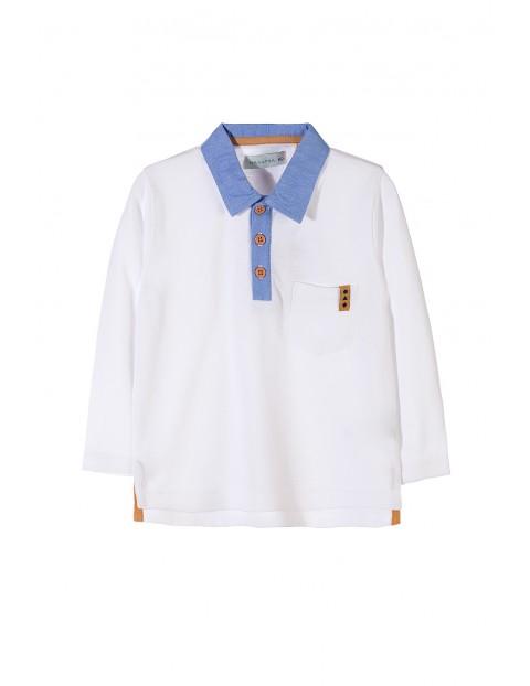Bluzka chłopięca długi rękaw 1H3301