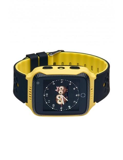 Smartwatch Garett GPS Junior 2 żółty