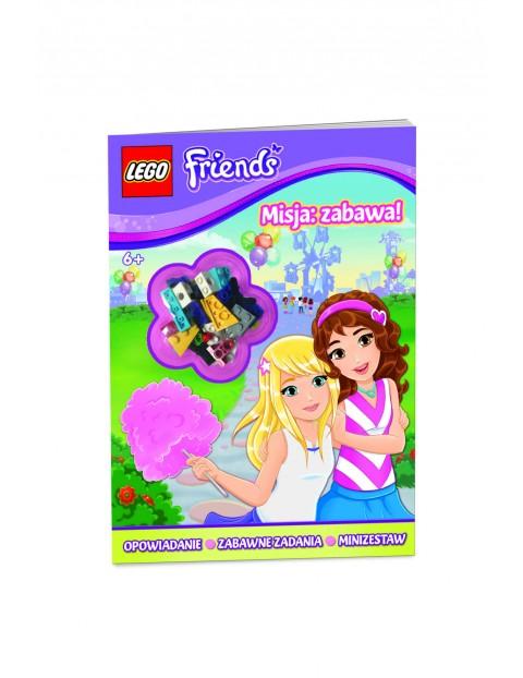 Książka Lego Friends 3Y31CQ