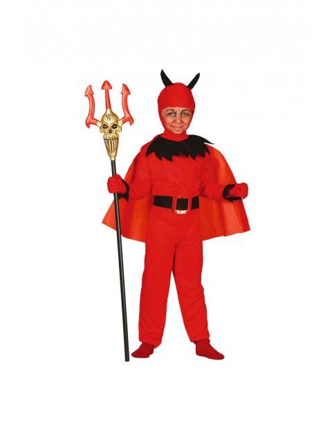 Strój karnawałowy Diabeł 5-6 lat