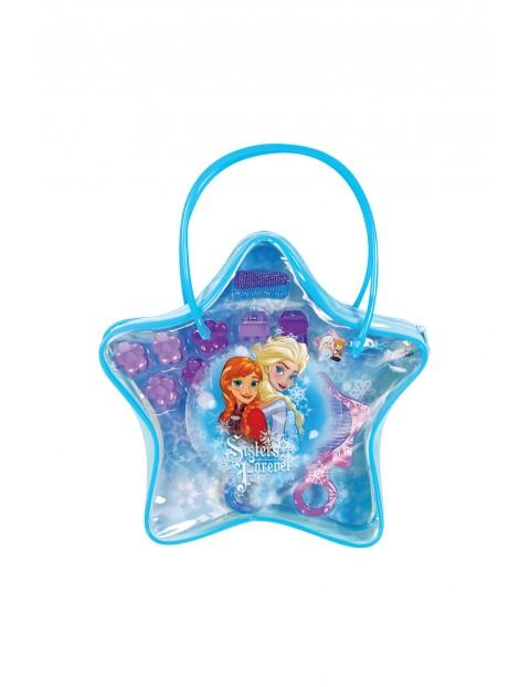 Zestaw do włosów z torebką Frozen