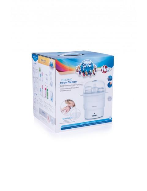 Elektryczny sterylizaor parowy