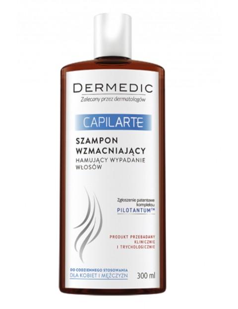 Szampon wzmacniający i hamujący wypadanie włosów CAPILARTE 300ml