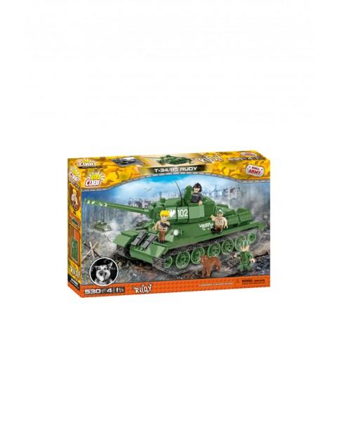 Small Armi 2486 T34/85 Rudy 530KL 1Y35JF