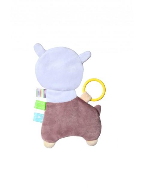 Przytulanka dla niemowląt Alpaka Lilian