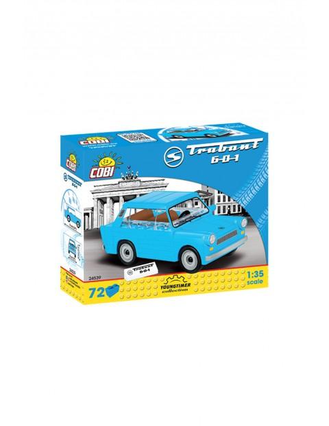Klocki COBI Trabant 601 NRD      72 elementy
