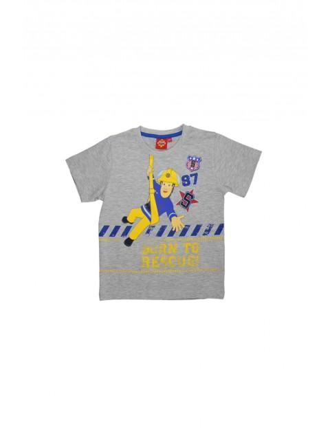 T-shirt chłopięcy Strażak Sam