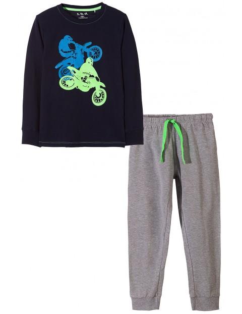 Piżama chłopięca dwuczęściowa  2W3601