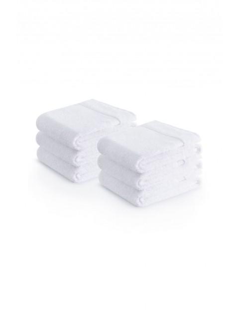 Zestaw ręczników bawełnianych 30x50 cm - 6szt