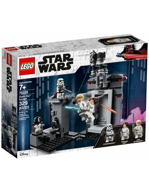 Klocki Star Wars Ucieczka z Gwiazdy Śmierci 329el