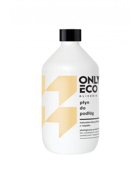 Płyn do mycia  podłóg OnlyBio - 500ml