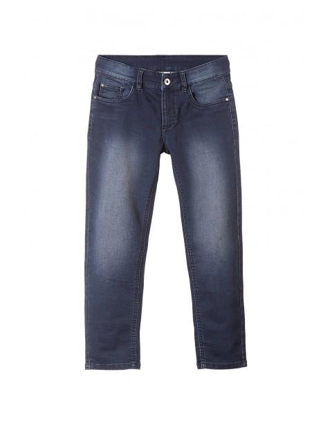 Spodnie chłopięce jeansowe 2L3512