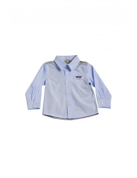 Koszula chłopięca 100% bawełna 1J35AL