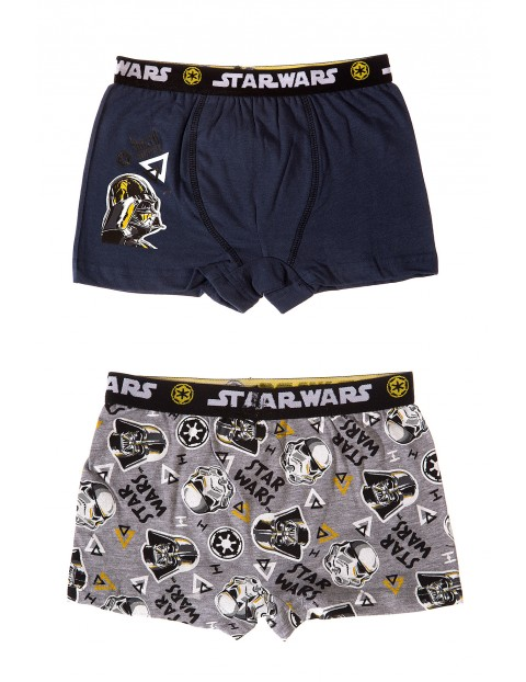 Zestaw bokserek Star Wars 2 pak