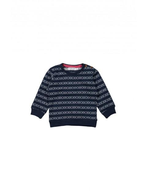 Sweter chłopięcy 100% bawełna