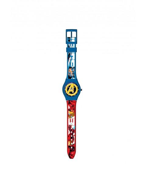 Zegarek analogowy  w metalowym opakowaniu Mickey