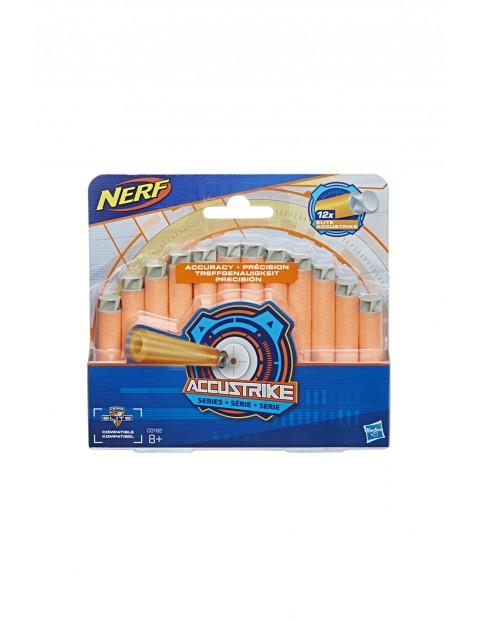 Nerf Accustrike Strzałki 12szt